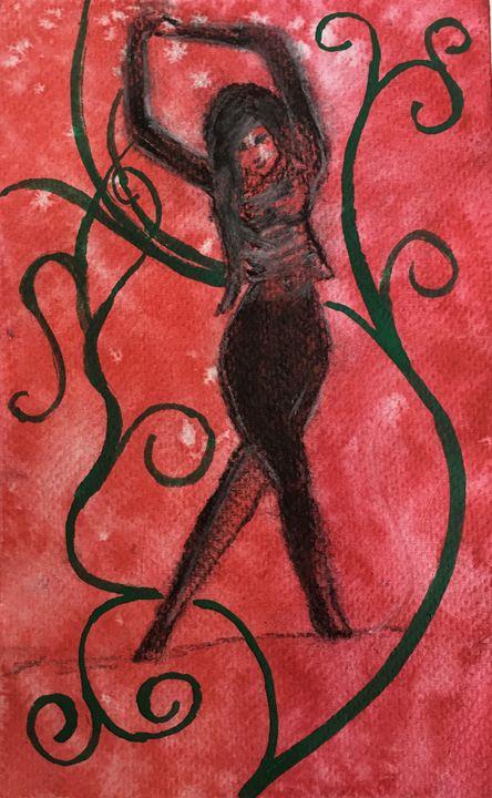 Dancing girl - SanSon