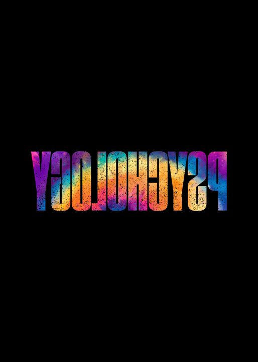Tie Dye Funny Reverse Psychology Hum - Viper Visuals