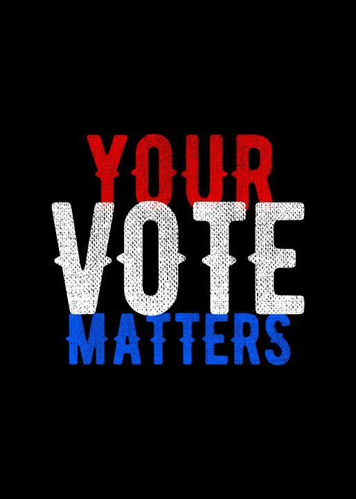Your Vote Matters Voice - Viper Visuals