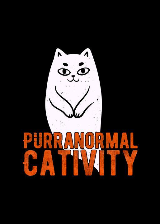 Purranormal,Cativity,Cat,Trick Or Tr - Viper Visuals