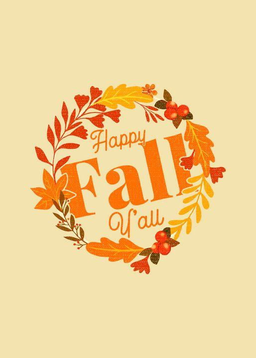 Happy Fall Yall - Viper Visuals