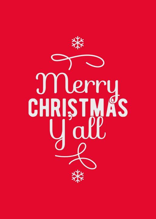 Merry Christmas Yall - Viper Visuals