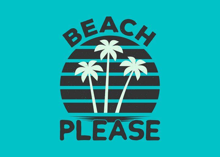 Beach Please Lover - Viper Visuals