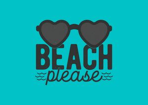 Beach Please Lover