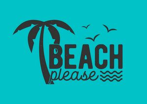 Are you ready for Beach time? Enjoy
