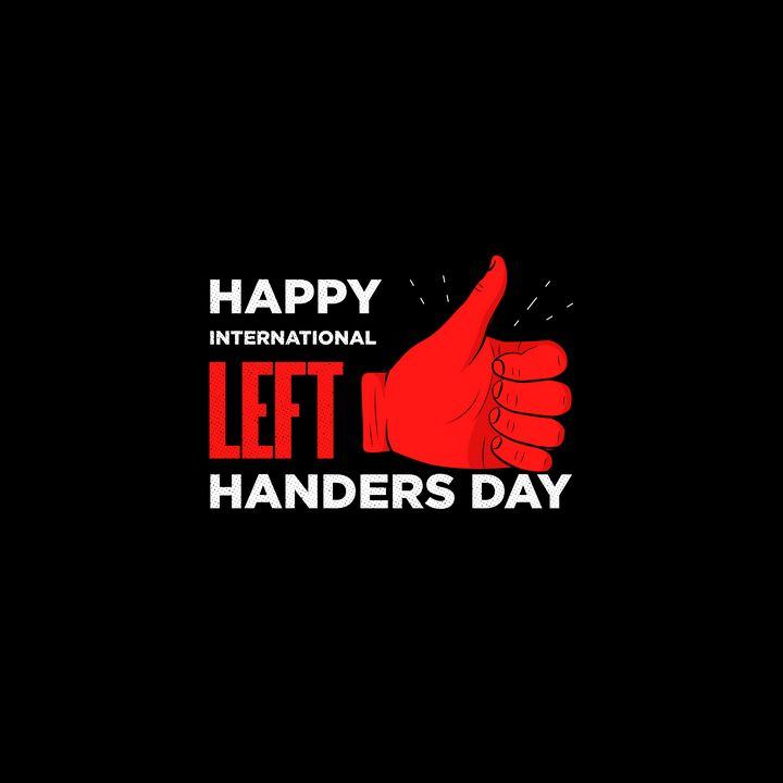 Happy Left Handers Day - Viper Visuals