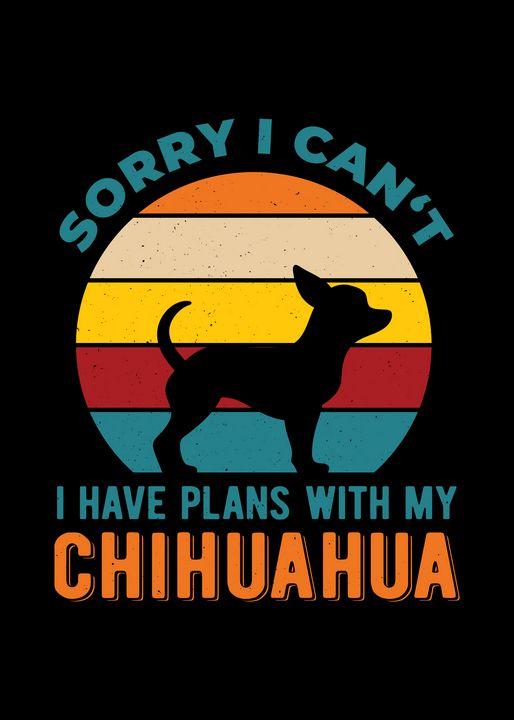 Chihuahua Funny - Viper Visuals