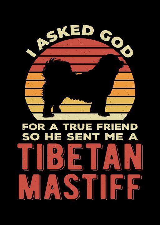 Tibetan Mastiff - Viper Visuals