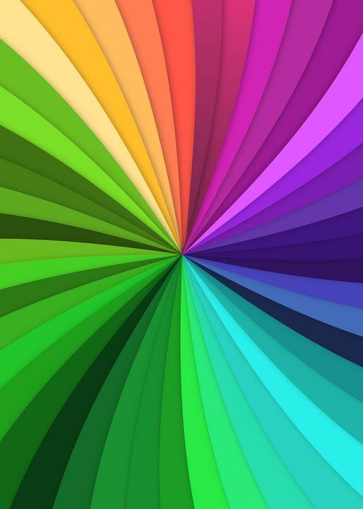 Pride Discreet Rainbow - Viper Visuals