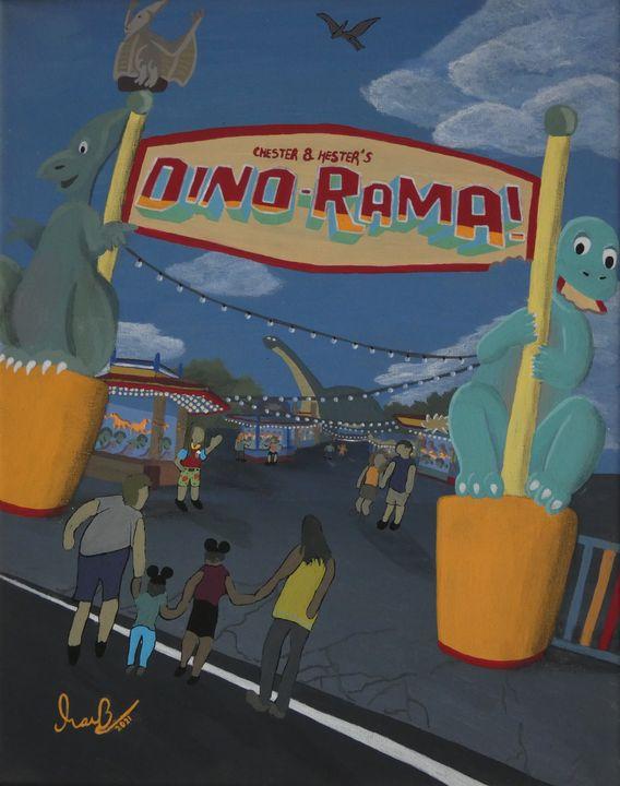 Dinolandosaurus - MaximeWDW