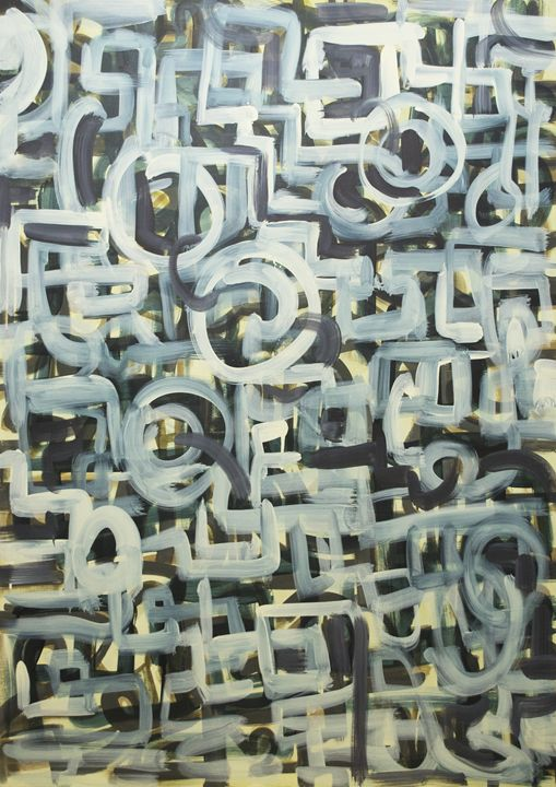 Untitled - Aboud Haj