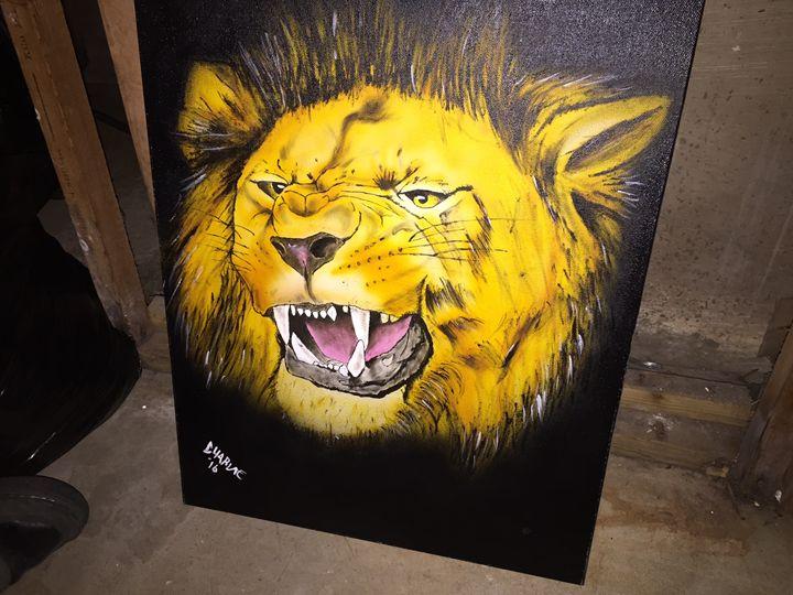 Lion - Charlae