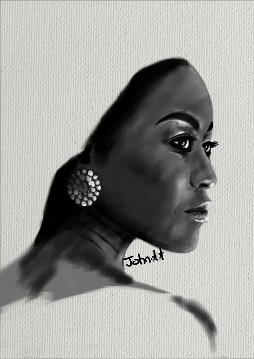 Ebony Style - Jartndesign