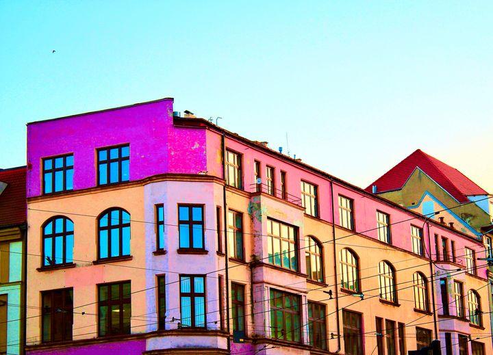 Some building in Wroclaw - Mateusz Kowalczyk