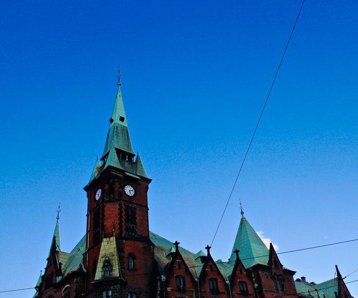 Photography of a building Wroclav - Mateusz Kowalczyk