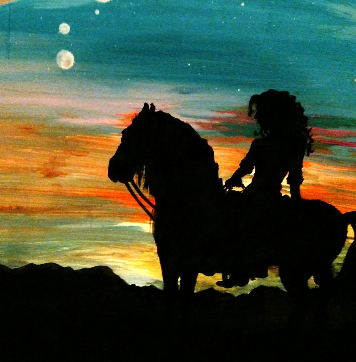 Twilight ride - Circle @ Arts
