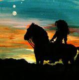 Original- 'Twilight Ride'