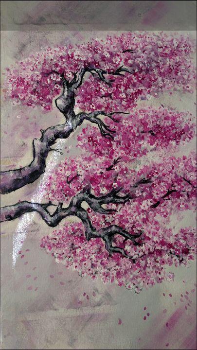 Cherry blossom - Circle @ Arts