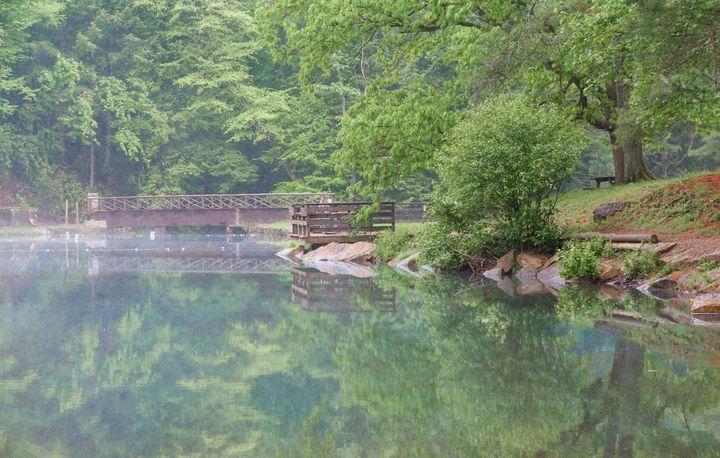 Swimming Pond at Clear Creek (OP) - StephenJSepan