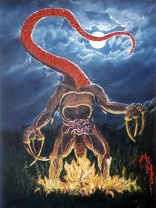 NYARLTHOTEP: The Crawling Chaos
