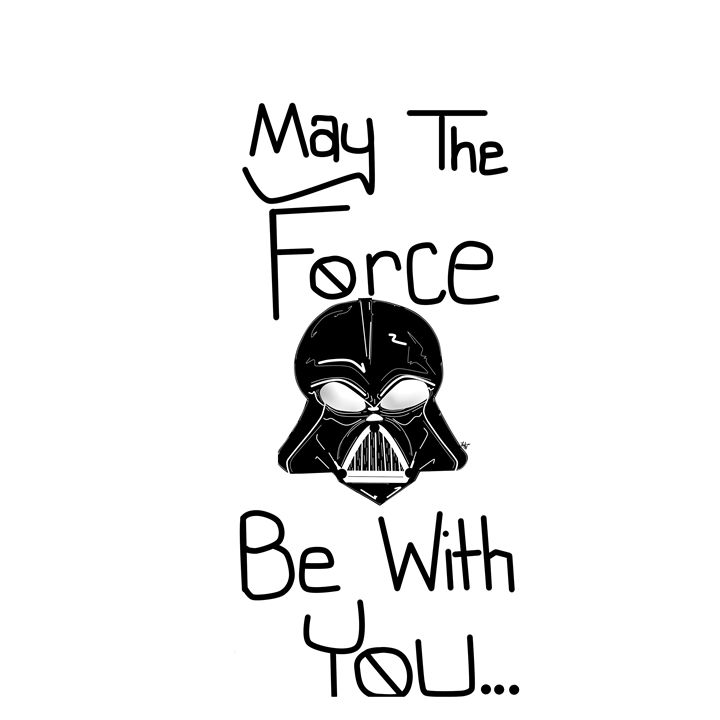The Force - Heather Wilbourn