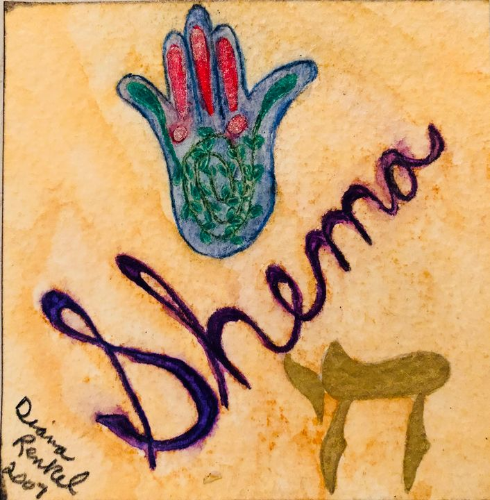 Shema - Diana Renkel