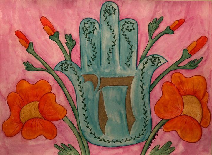 Hamsa to Life - Diana Renkel