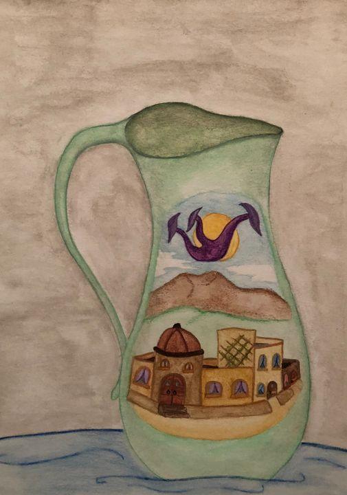 Water pitcher - Diana Renkel