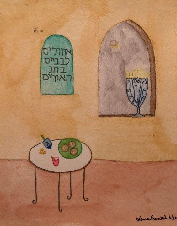 Shabbat - Diana Renkel