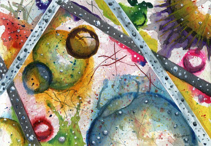 Infinity - M. Cordero Watercolor Studio