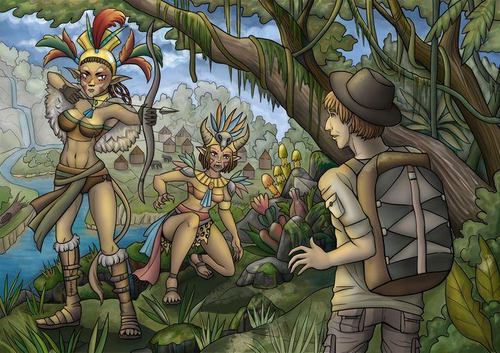 Journey to the Lost World - ArtRuDi