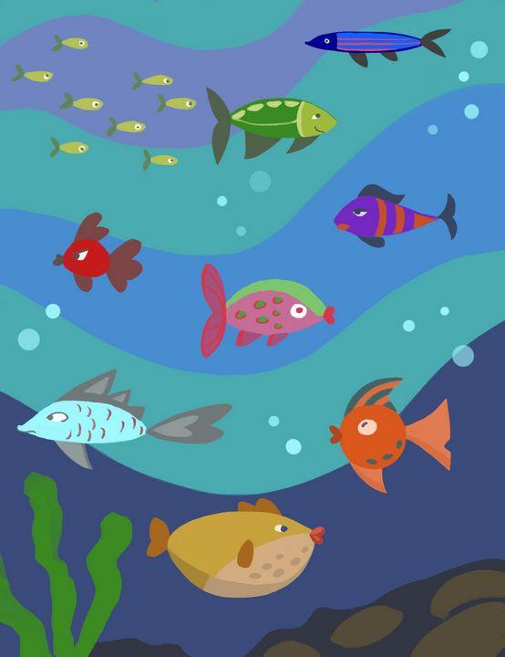 Fish - ArtRuDi