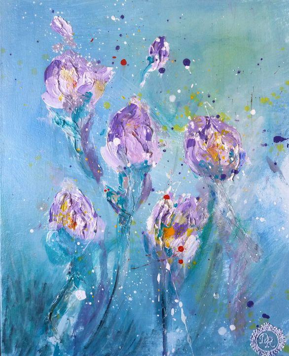 Irises - ArtRuDi