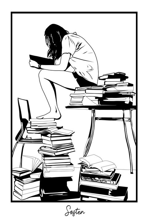 good reading - cadrOmur