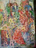 Acrylic on canvas 50X70