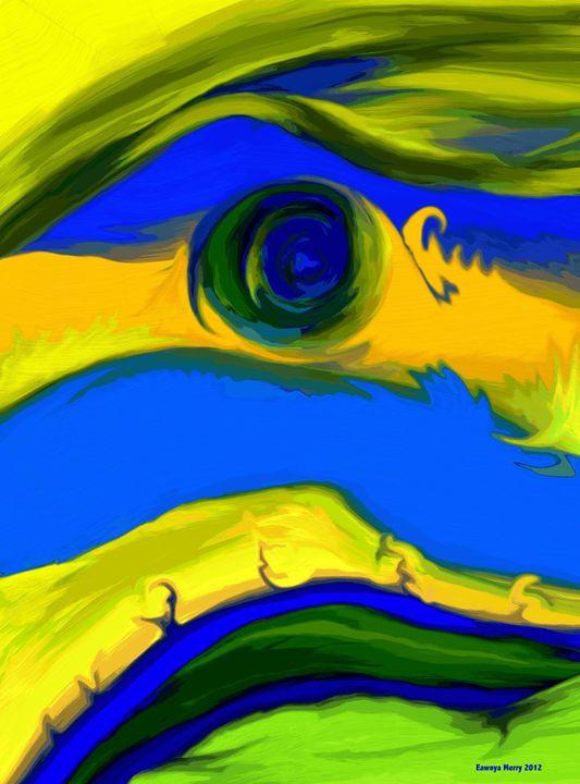 Inward Eye - Ancientz Artz