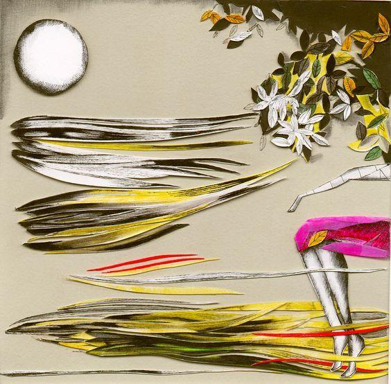 Falling - Victoria Corbett Art