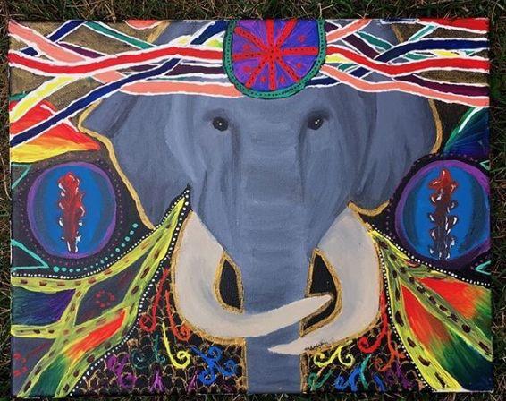 The Elephant Man - Marsha's Gallery