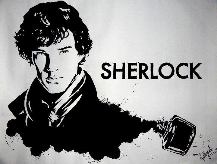 Sherlock Holmes - Priyesh