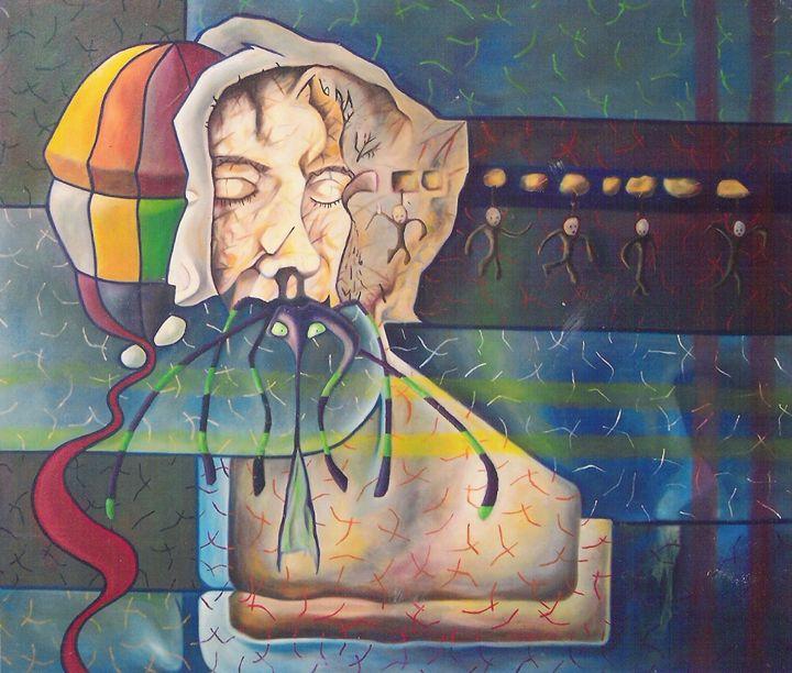 Terrible When You Sleep Too - The art of paul smutylo