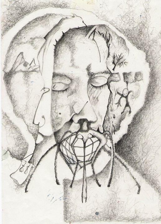 Terrible When You Sleep - The art of paul smutylo