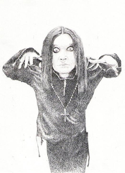 Ozzy - The art of paul smutylo