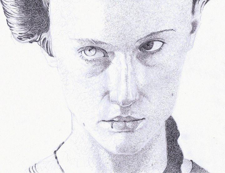 Sansa Stark - The art of paul smutylo