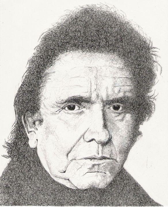 Mr Cash - The art of paul smutylo