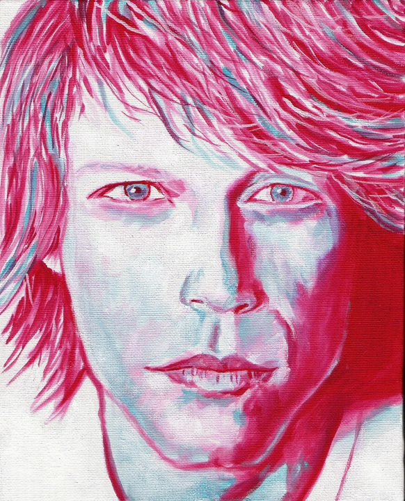 Bon Jovi - The art of paul smutylo