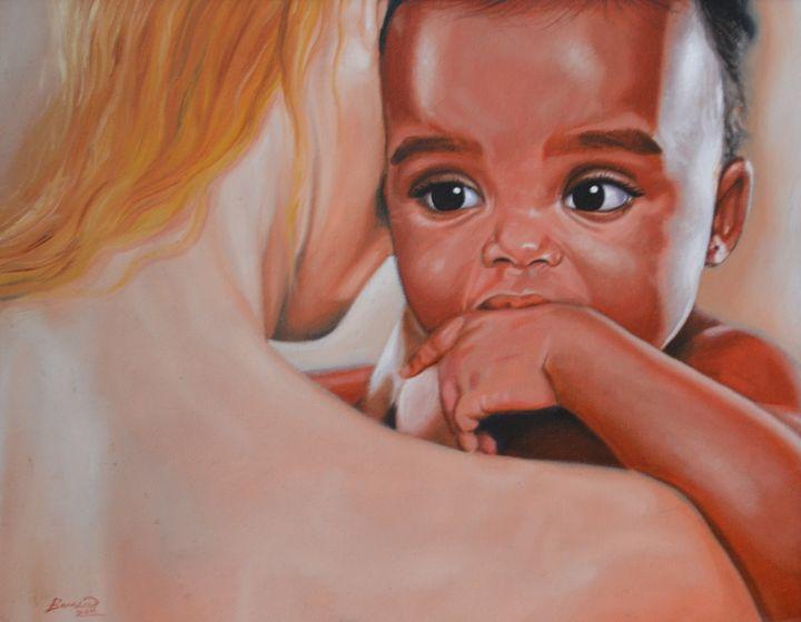 Adoption II - Barreiro's Art