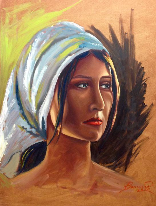 Indignación - Barreiro's Art
