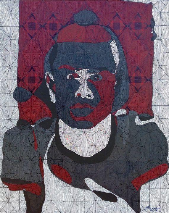 One of my versions - Barreiro's Art