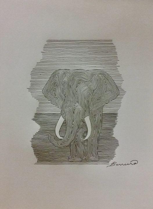 Soul print - Barreiro's Art
