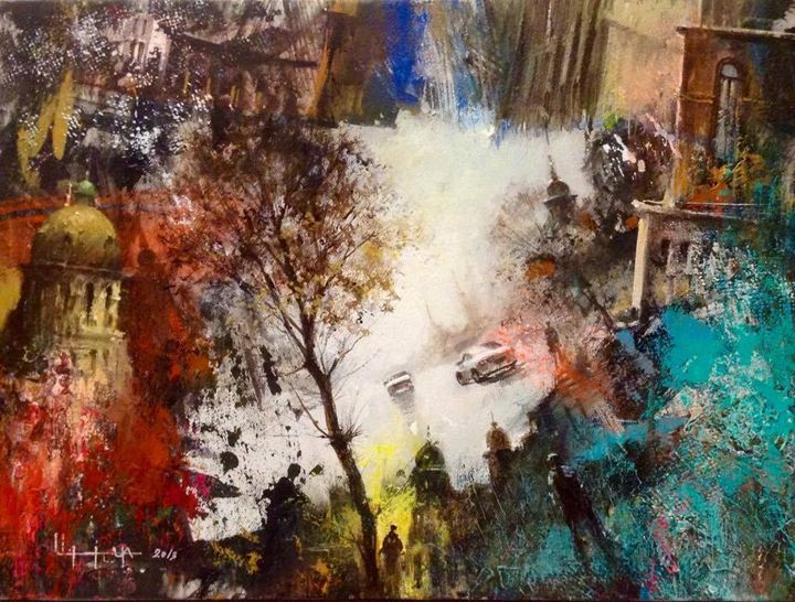 DIZZINESS - Iren Darque